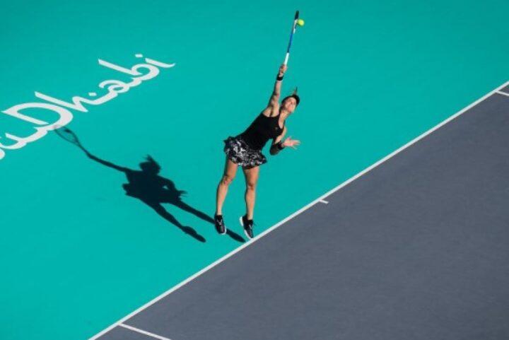 Η Σάκκαρη με φόρα στα ημιτελικά του Abu Dhabi