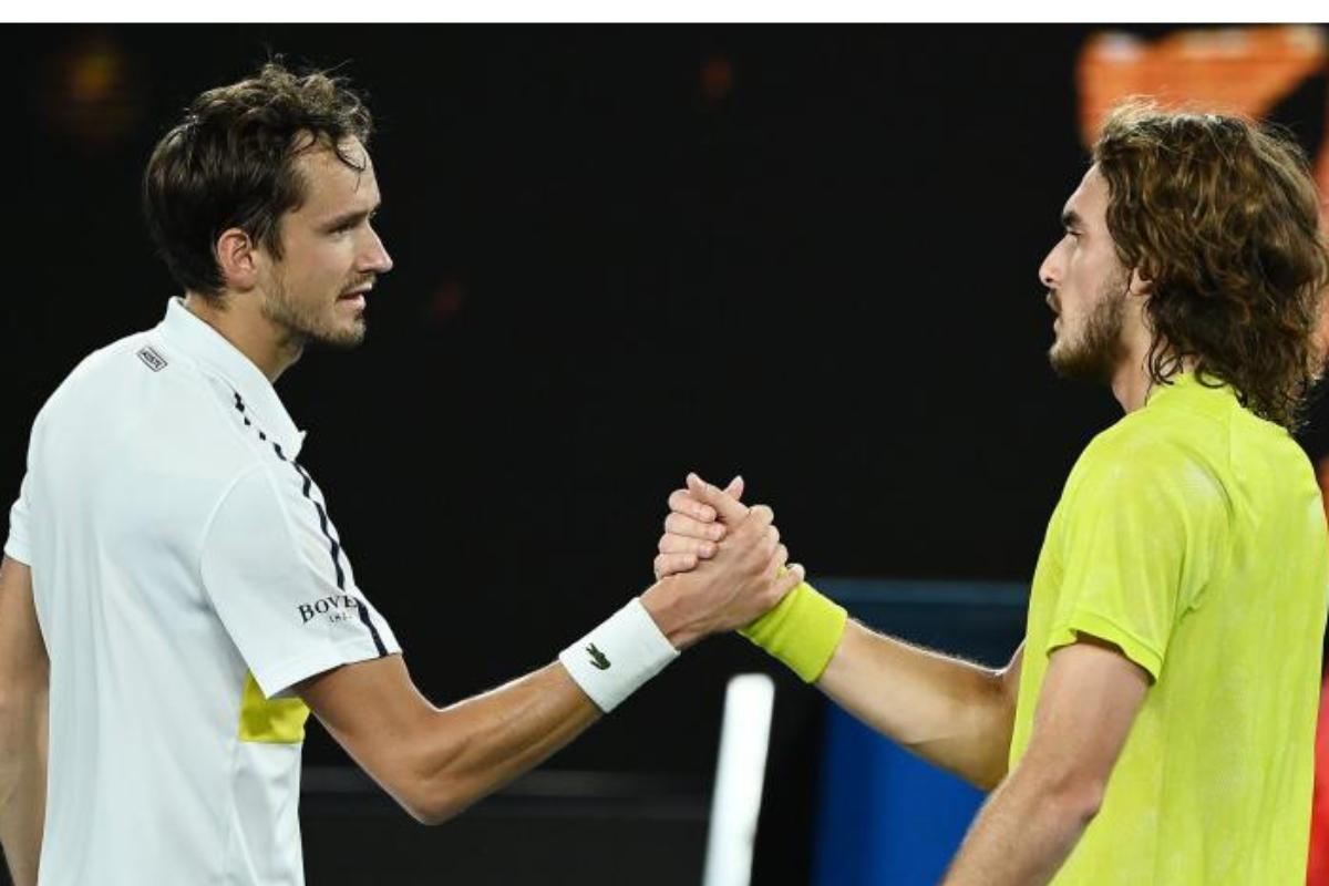 Τσιτσιπάς Medvedev για μια θέση στην 4αδα του Roland Garros