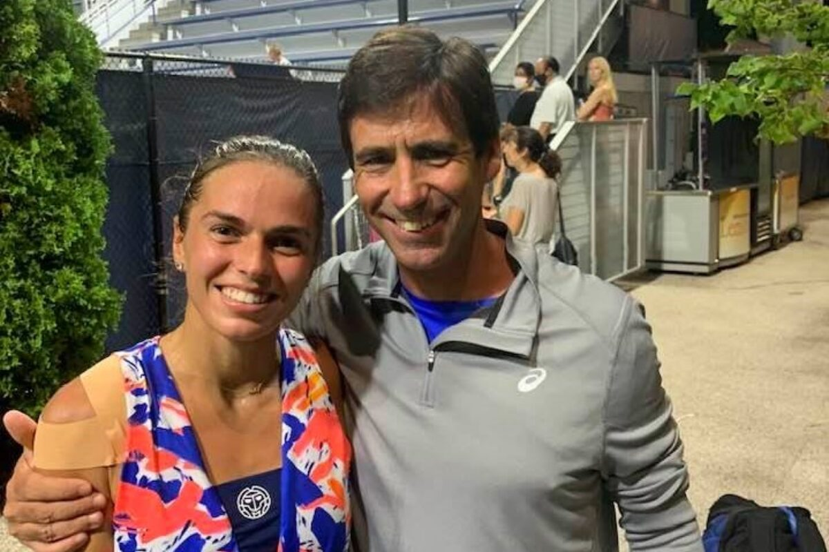 US Open. Η Γραμματικοπούλου απέκλεισε τη Blinkova και παίζει με Mertens