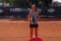 """FINALIST"" σε ακόμη ένα Διεθνές τουρνουά η Ελένη Χατζηαβραάμ"