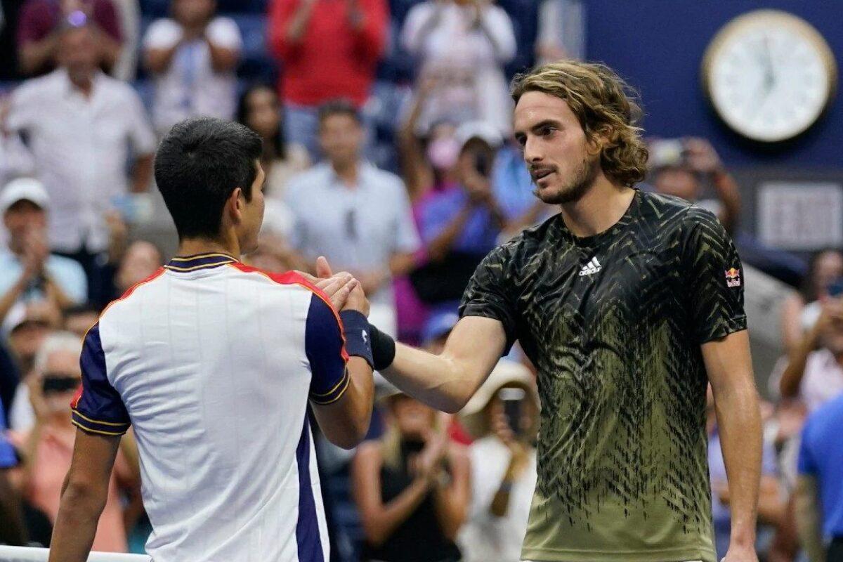 Αναπάντεχη ήττα του Τσιτσιπά στον τρίτο γύρο του US Open (highlights)